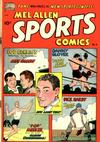 Cover for Mel Allen Sports Comics (Pines, 1949 series) #6