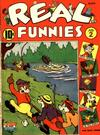 Cover for Real Funnies (Pines, 1943 series) #2