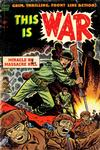 Cover for This Is War (Pines, 1952 series) #8