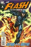 Cover for Flash: The Fastest Man Alive (DC, 2006 series) #3