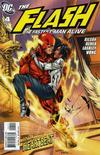 Cover for Flash: The Fastest Man Alive (DC, 2006 series) #4