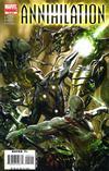 Cover for Annihilation (Marvel, 2006 series) #2