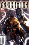 Cover for Annihilation (Marvel, 2006 series) #3