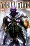 Cover for Annihilation (Marvel, 2006 series) #4