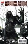 Cover for Annihilation (Marvel, 2006 series) #5