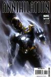Cover for Annihilation (Marvel, 2006 series) #6
