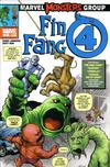 Cover for Marvel Monsters: Fin Fang 4 (Marvel, 2005 series) #1