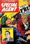 Cover for Special Agent (Parents' Magazine Press, 1947 series) #1