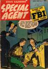 Cover for Special Agent (Parents' Magazine Press, 1947 series) #3
