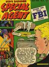 Cover for Special Agent (Parents' Magazine Press, 1947 series) #6