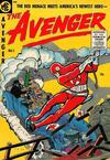 Cover for The Avenger (Magazine Enterprises, 1955 series) #1 [A-1 #129]