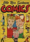 Cover for Little Miss Sunbeam Comics (Magazine Enterprises, 1950 series) #1