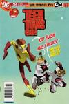 Cover Thumbnail for Teen Titans Go! (2004 series) #34 [Newsstand]