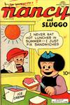 Cover for Nancy and Sluggo (United Features, 1949 series) #18