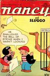 Cover for Nancy and Sluggo (United Features, 1949 series) #20