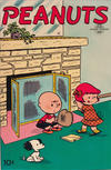 Cover for Peanuts (United Feature, 1954 series) #1