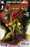 Cover for The Creeper (DC, 2006 series) #1
