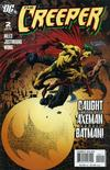 Cover for The Creeper (DC, 2006 series) #2