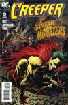 Cover for The Creeper (DC, 2006 series) #3