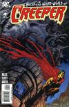 Cover for The Creeper (DC, 2006 series) #4