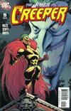 Cover for The Creeper (DC, 2006 series) #5