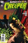 Cover for The Creeper (DC, 2006 series) #6