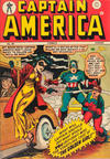 Cover for Captain America Comics (Superior Publishers Limited, 1948 series) #66