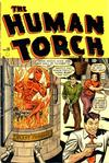 Cover for The Human Torch (Superior Publishers Limited, 1948 series) #33