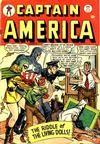 Cover for Captain America Comics (Superior Publishers Limited, 1948 series) #68