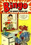 Cover for Bingo, the Monkey Doodle Boy (St. John, 1953 series) #1