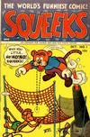 Cover for Squeeks (Lev Gleason, 1953 series) #1
