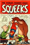 Cover for Squeeks (Lev Gleason, 1953 series) #2
