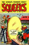 Cover for Squeeks (Lev Gleason, 1953 series) #3