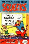 Cover for Squeeks (Lev Gleason, 1953 series) #4