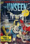 Cover for The Unseen (Pines, 1952 series) #7