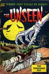 Cover for The Unseen (Pines, 1952 series) #8