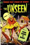 Cover for The Unseen (Pines, 1952 series) #9