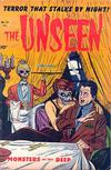 Cover for The Unseen (Pines, 1952 series) #14