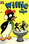 Cover for Willie the Penguin (Pines, 1951 series) #5