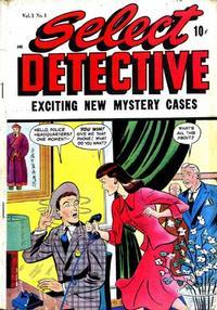 Cover Thumbnail for Select Detective (D.S. Publishing, 1948 series) #v1#1