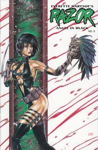Cover Thumbnail for Razor (London Night Studios, 1992 series) #5