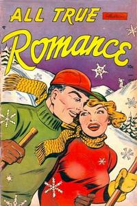 Cover Thumbnail for All True Romance (Comic Media, 1951 series) #3