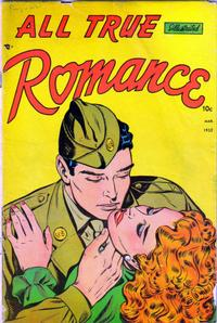 Cover Thumbnail for All True Romance (Comic Media, 1951 series) #4
