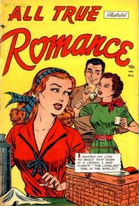 Cover Thumbnail for All True Romance (Comic Media, 1951 series) #7 [11/52]