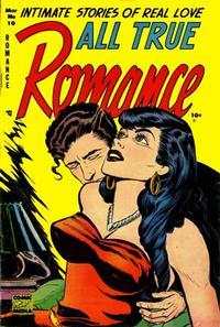 Cover Thumbnail for All True Romance (Comic Media, 1951 series) #10