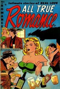 Cover Thumbnail for All True Romance (Comic Media, 1951 series) #11