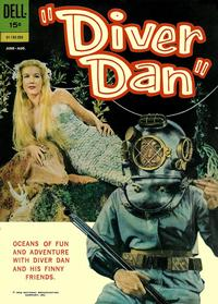 Cover Thumbnail for Diver Dan (Dell, 1962 series) #2