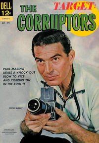 Cover Thumbnail for Target: The Corruptors (Dell, 1962 series) #3