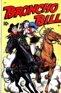 Cover Thumbnail for Broncho Bill (Pines, 1947 series) #5
