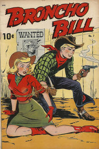 Cover Thumbnail for Broncho Bill (Pines, 1947 series) #7